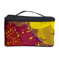 Colorful abstract pattern Cosmetic Storage Case
