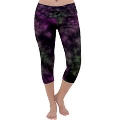 Organic             Capri Yoga Leggings