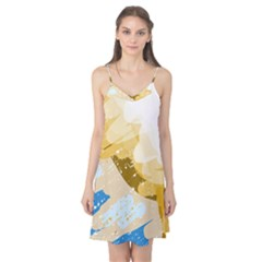 Artistic pastel pattern Camis Nightgown