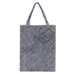 Gray pattern Classic Tote Bag