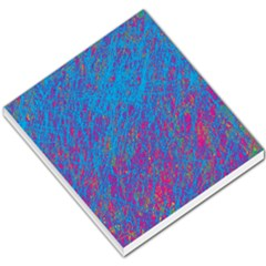 Blue pattern Small Memo Pads
