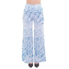 Blue pattern Pants