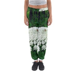 Beetle And Flower Women s Jogger Sweatpants