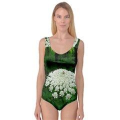 Beetle And Flower Princess Tank Leotard