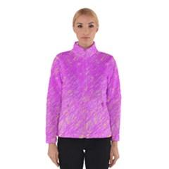 Pink pattern Winterwear