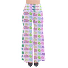 Crystals and Gems Women s Chic Palazzo Pants