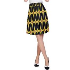 Art Digital (15)g A Line Skirt