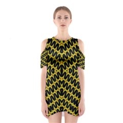 Art Digital (17)ghh Cutout Shoulder Dress