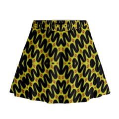 Art Digital (17)ghh Mini Flare Skirt