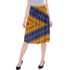 Art Digital (16)gfhhkhfddj Midi Beach Skirt