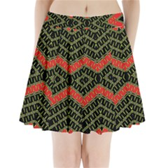 Art Digital (17)gfhhkhfdddddgnnyyr Pleated Mini Mesh Skirt