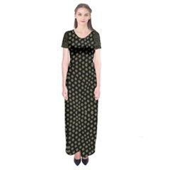 Art Digital (16)gfhhkhfdddddgnnhh];;; Short Sleeve Maxi Dress