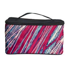 Purple decorative pattern Cosmetic Storage Case