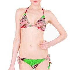 Colorful pattern Bikini Set