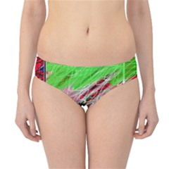 Colorful pattern Hipster Bikini Bottoms