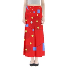 Red sky Maxi Skirts