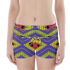 LISTEN CLOSE Boyleg Bikini Wrap Bottoms