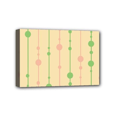 Pastel pattern Mini Canvas 6  x 4