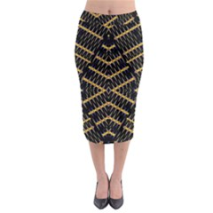 Art Digital (16)gfetju Midi Pencil Skirt