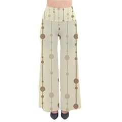 Brown pattern Pants