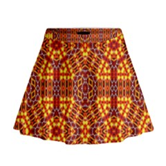 Venus Gemini Mini Flare Skirt