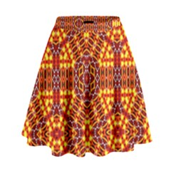 Venus Gemini High Waist Skirt