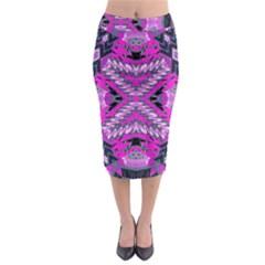 My Magic Eye Midi Pencil Skirt