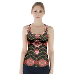 Pegasus Rom Racer Back Sports Top