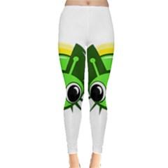 Transparent firefly Leggings