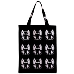 White and black fireflies  Classic Tote Bag