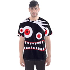 Crazy monster Men s Sport Mesh Tee