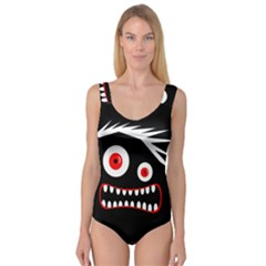 Crazy monster Princess Tank Leotard
