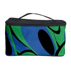 Peacock pattern Cosmetic Storage Case