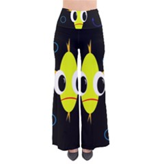 Yellow Fish Pants