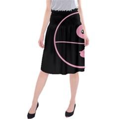 My baby Midi Beach Skirt