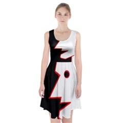 Man Racerback Midi Dress