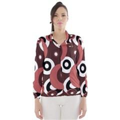 Decorative pattern Wind Breaker (Women)