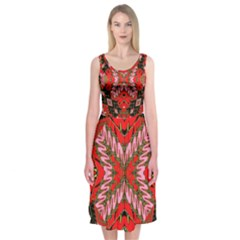 Art Digital (19)gfhhkhi99kkyjy[ [ Midi Sleeveless Dress