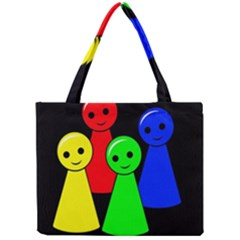 Don t get angry Mini Tote Bag