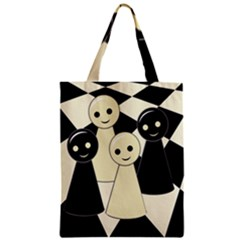 Chess pieces Classic Tote Bag