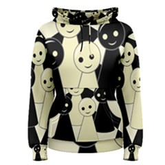 Chess pieces Women s Pullover Hoodie