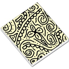 Artistic abstraction Small Memo Pads