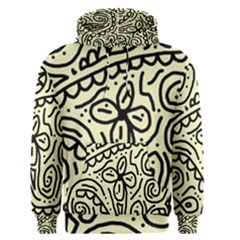 Artistic abstraction Men s Pullover Hoodie