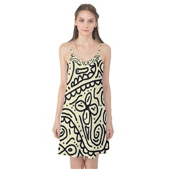 Artistic abstraction Camis Nightgown