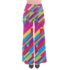 Colorful Summer Pattern Pants