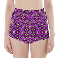 Fox High Waisted Bikini Bottoms