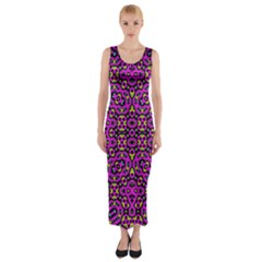 FOX Fitted Maxi Dress