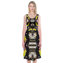 My Dream Midi Sleeveless Dress