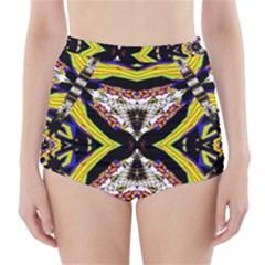 I Love Thishh High Waisted Bikini Bottoms