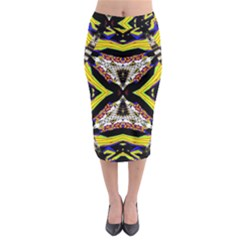 I Love Thishh Midi Pencil Skirt